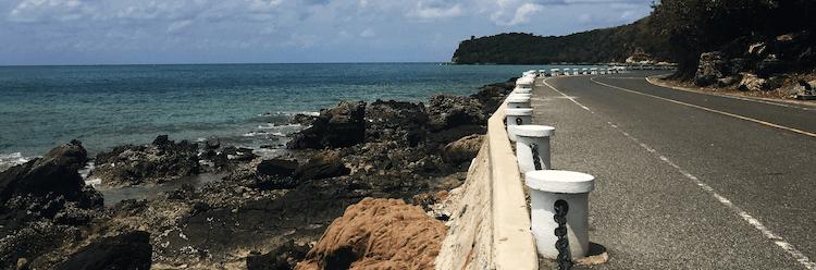 Disfruta del paisaje de la Costa del Sol recorriéndolo con tu coche de alquiler
