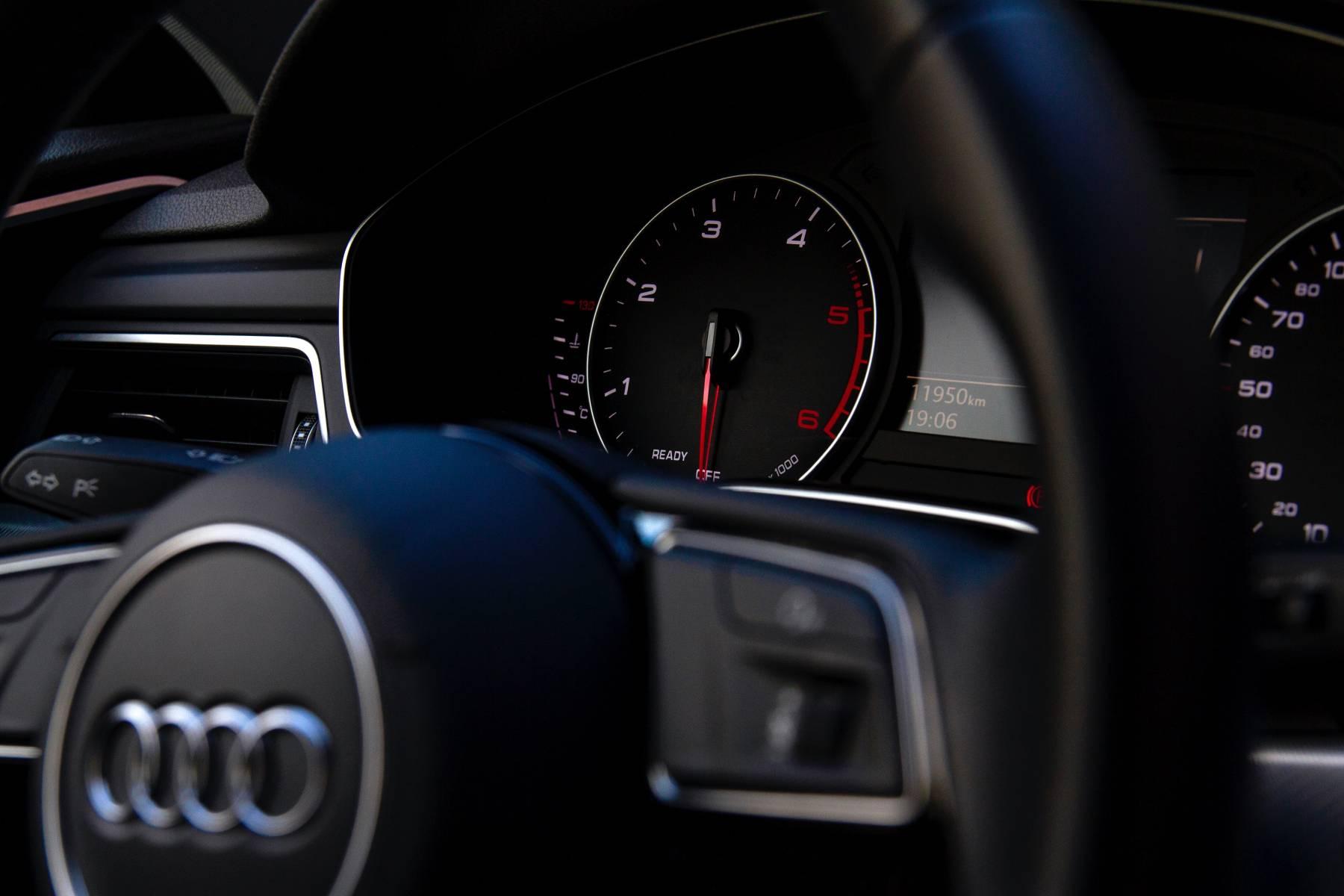 Buchen Sie Ihren Audi Q5 bei Larios Rental in Malaga.